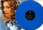 RAY OF LIGHT - UK OFFICIAL LIMITED EDITION BLUE VINYL 2-LP